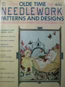 OLDE TIME NEEDLE WORK PATTERNS AND DESIGNS写真
