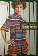BROTHER KNITTING PATTERN写真