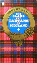 THE CLANS AND TARTANS OF SCOTLAND(洋書)写真