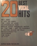 20BEST:VOCAL HITS写真