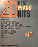 20BEST:PIANO HITS写真